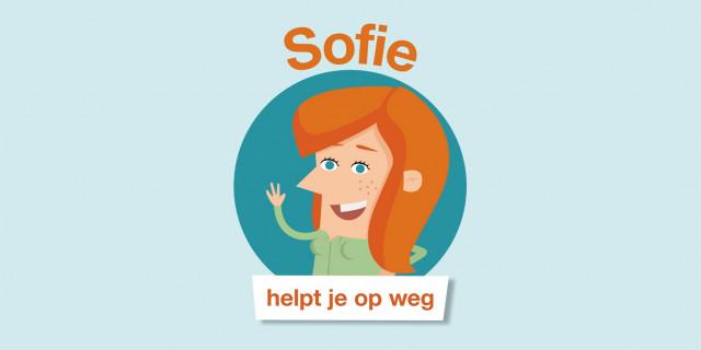 Sofie helpt je op weg